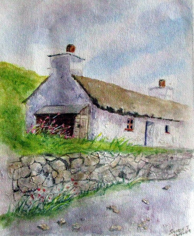 193 Best Irish Cottages Images On Pinterest