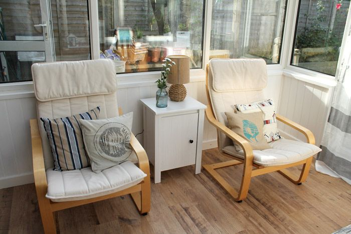 Conservatory Overhaul: The Beach Hut