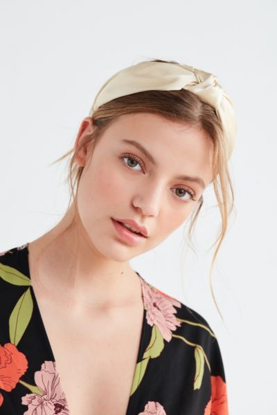 Shop Retro Top Knot Headband at Urban Outfitters today. We carry all the  latest styles 722372c2809
