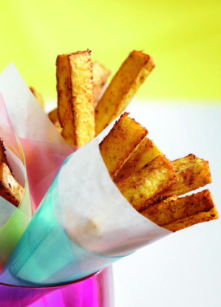 How to make healthy chips without a deep fat fryer - Here's an easy guide to making chips without using a deep fat fryer - plus three easy recipes to try at home.