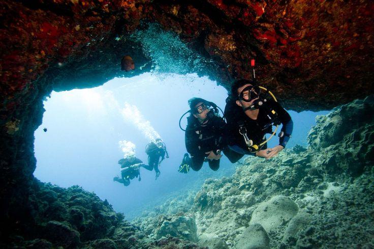 Sukeltaminen Koh Phi Phi Thaimaassa - The Adventure Club