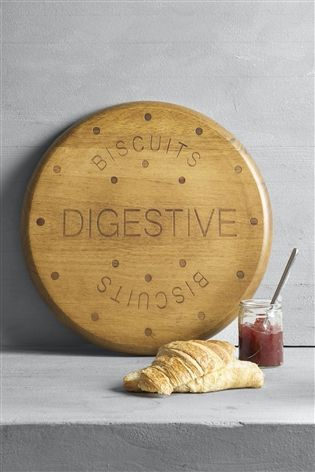 Buy Wooden Chopping Board from Next Ireland