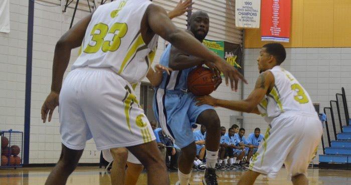 Centennial COLTS Men's Basketball take home Gold in the 2012 Annual Sheridan Bruins Bash