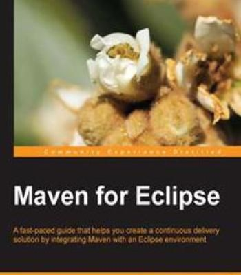 Maven For Eclipse PDF