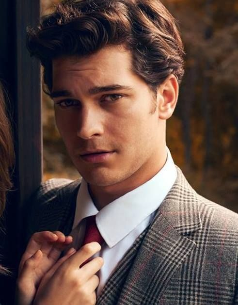 Cagatay Ulusoy turkish actor