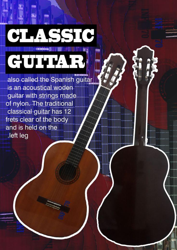 Classic Guitar- Muhammad Farhan Amran - Kelas 1 Kelompok 3