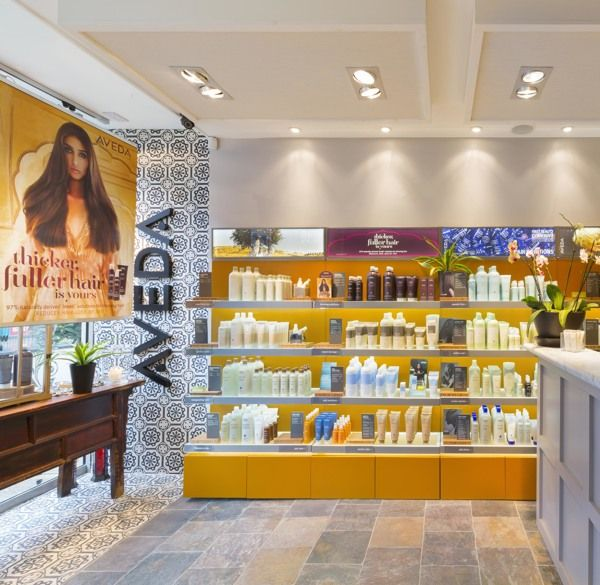 80 best Aveda Salon Design images on Pinterest Aveda salon Salon