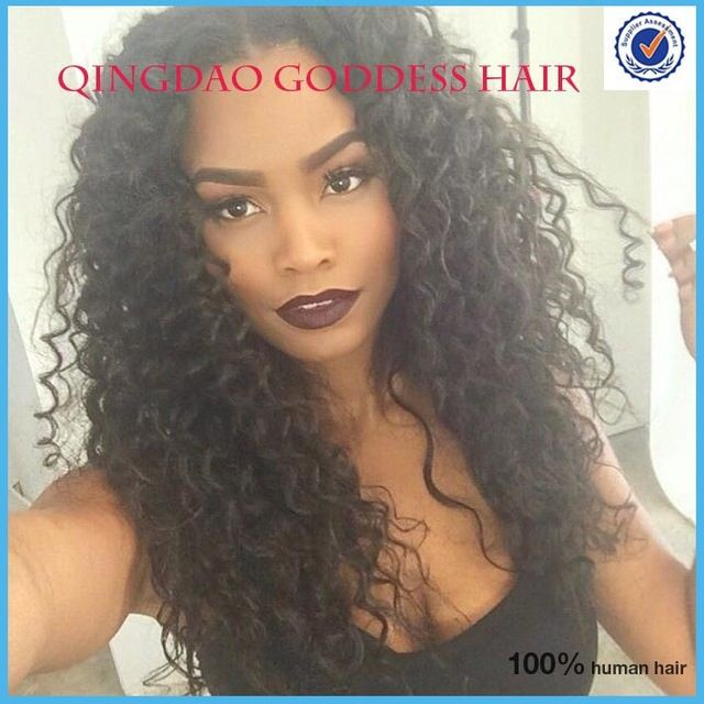 121 best goddess curly human hair wigs images on pinterest cheap cheap virgin mongolian loose curly hair wigsglueless full lace wig lace front human hair pmusecretfo Images