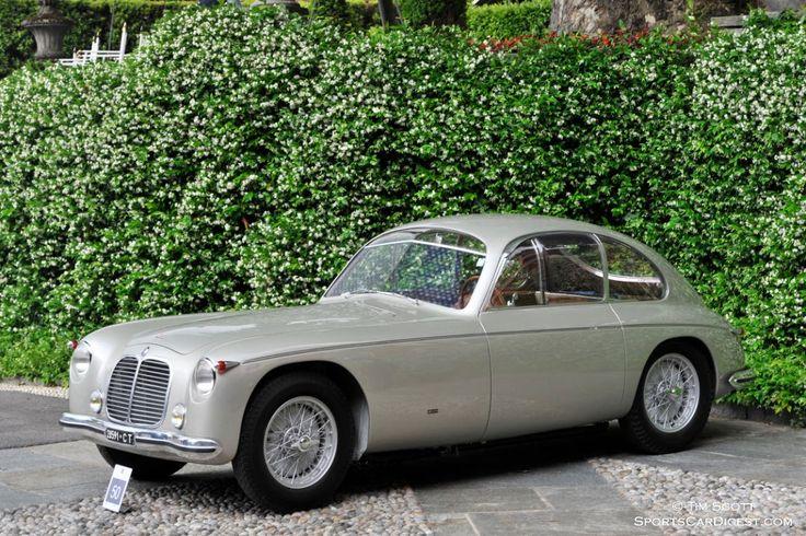 1946 Maserati A6 1500 S Berlinetta Zagato Autos 1940 To