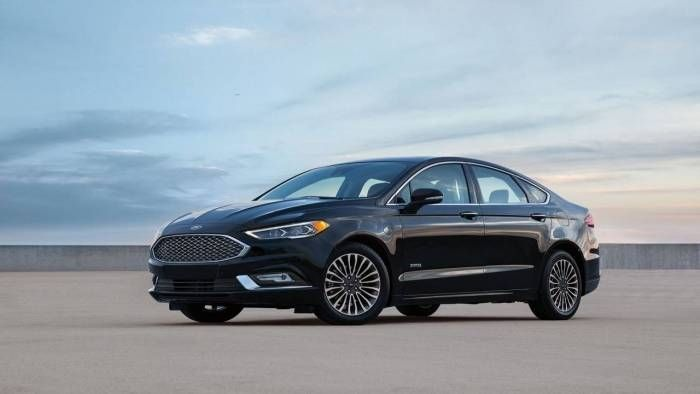 2018 Ford Fusion Energi Review, specs and Release date