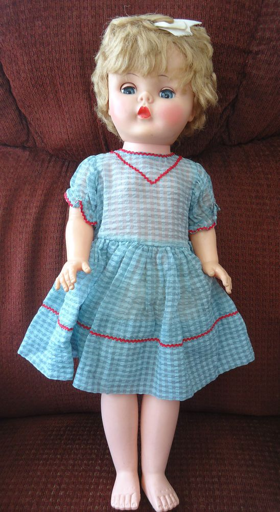Vintage Horsman Ruthie Doll W Outfit One Owner Ebay