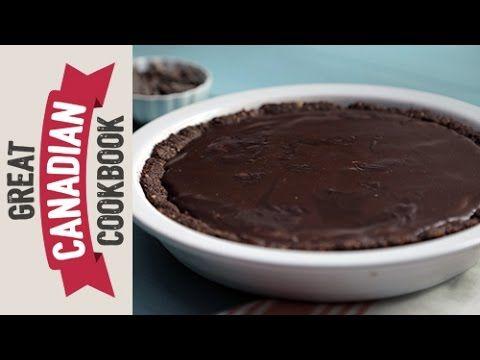 (15) How to Make Nanaimo Bar Pie - YouTube