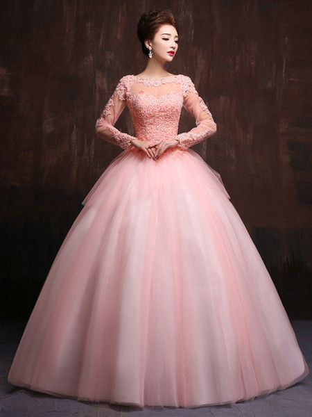 78 Best images about Quinceanera Ball Gowns on Pinterest  Satin ...