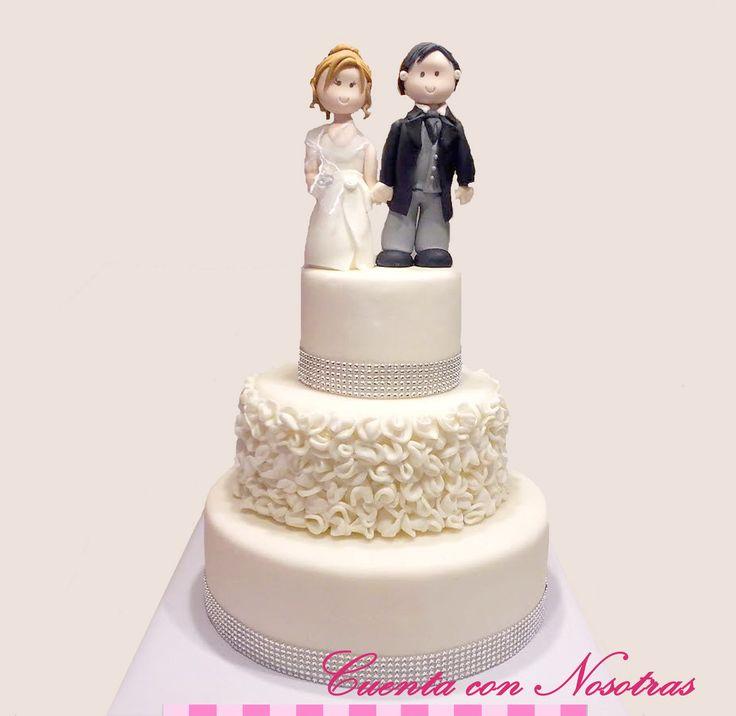 Torta de Bodas Wedding Cake