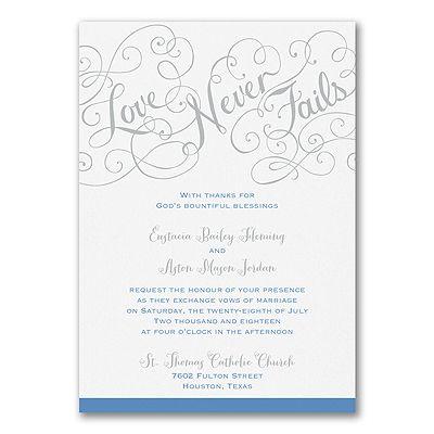 35 best White Wedding Invitations images on Pinterest | White ...