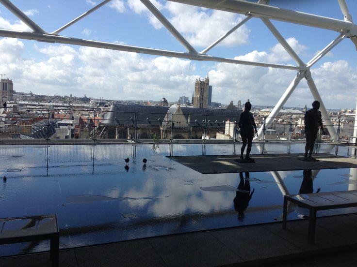 Parigi, centre pompidou
