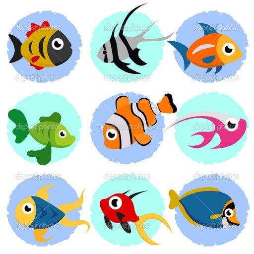 Make Photo Gallery Fish bathroom