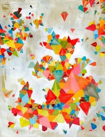 Morgan Blair illustrationGeometric Prints, Graphics Art, Morgan Blair, Inspiration, Quilt Design, Pattern, Desktop Backgrounds, Geometric Design, Bright Colors