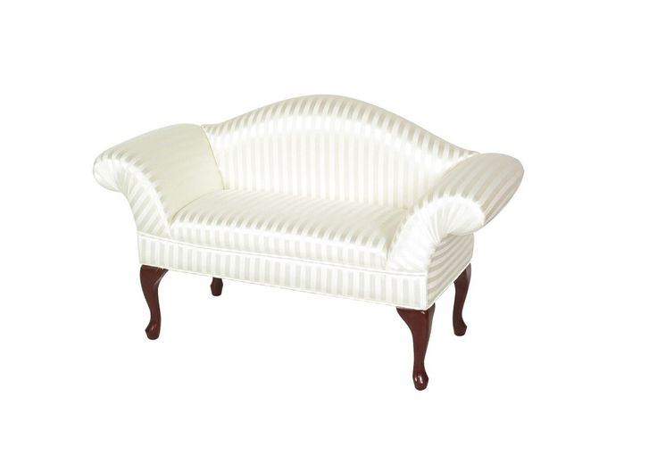 Luxurious Two Seater Boudoir Sofa
