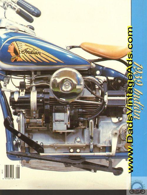 122 best Vintage Indian Motorcycles images on Pinterest ...