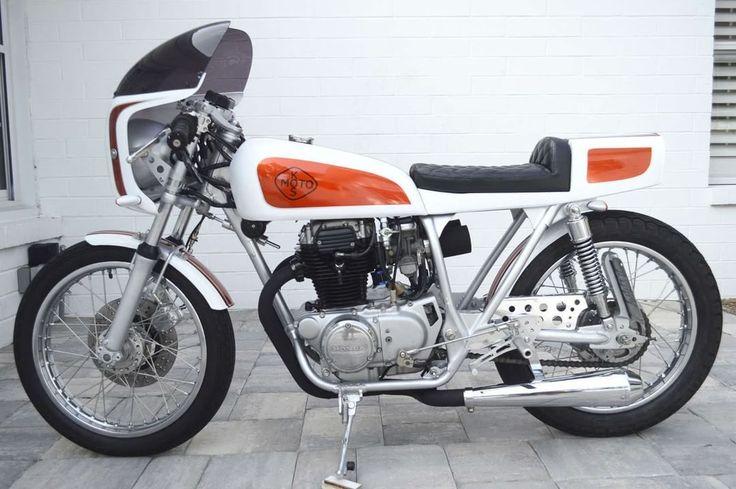 Honda CB360 Cafe Racer - Kos Moto #motorcycles #caferacer #motos | caferacerpasion.com
