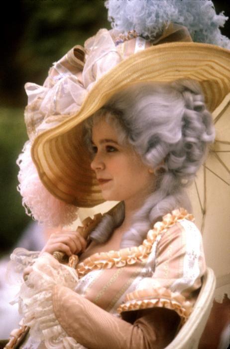"""Elizabeth Berridge - """"Amadeus"""" (1984)  - Costume designer : Theodor Pistek."""