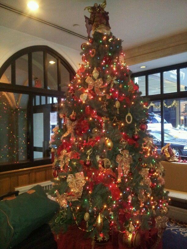 Salisbury Hotel, our NewYork vacation Dec 2013