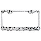 Walt Disney Studios Mickey Mouse License Plate Frame -- White | Car Accessories | Disney Store