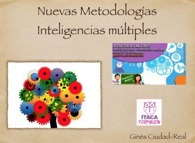Inteligencias Múltiples por Orientación Andújar