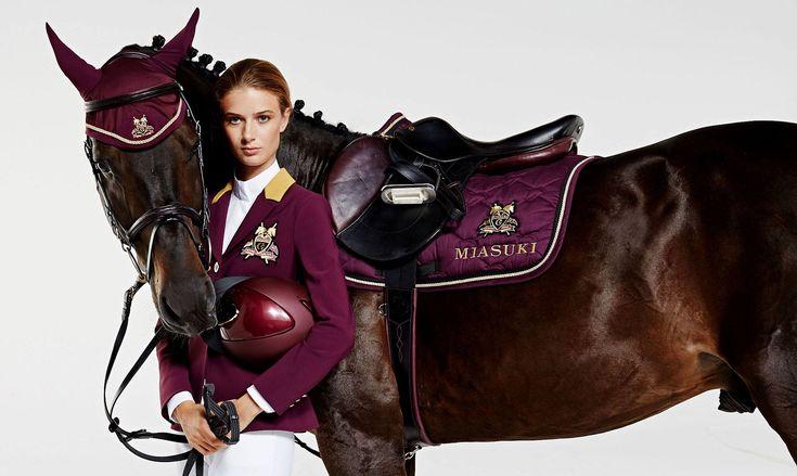 [Equestrian Fashion] Miasuki, fall-winter 2015/16