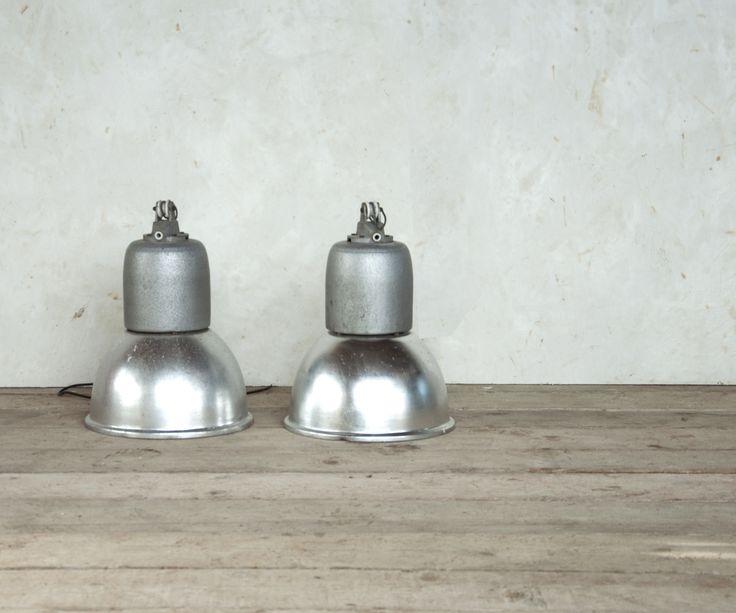 LAMPADE INDUSTRIALI 4 Vintage Illuminazione interior design recupero SESTINI E CORTI SHOP ONLINE