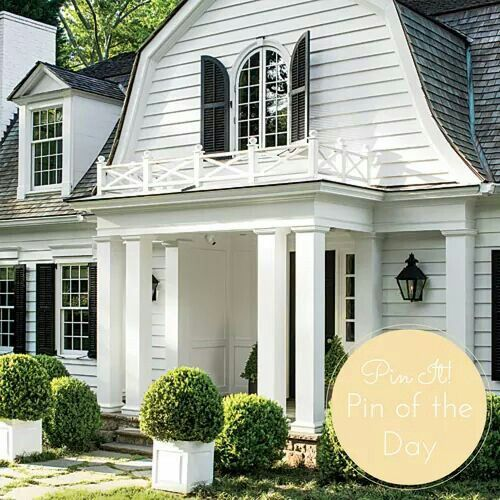 Dutch Colonial Luxury Homes: 738 Best Dutch Colonial Images On Pinterest