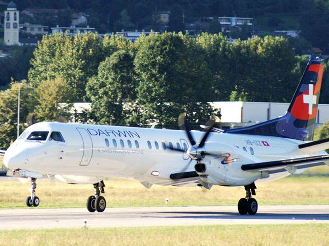 Suisse: Etihad revend Darwin à Adria Airways