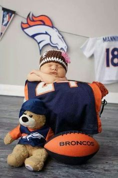 Me and my buddy love the Broncos!!!