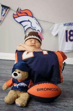 denver broncos baby images - Google Search