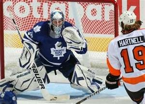James Reimer, Toronto Maple Leaf's Goalie    Thank you for giving all us diehard fans hope!