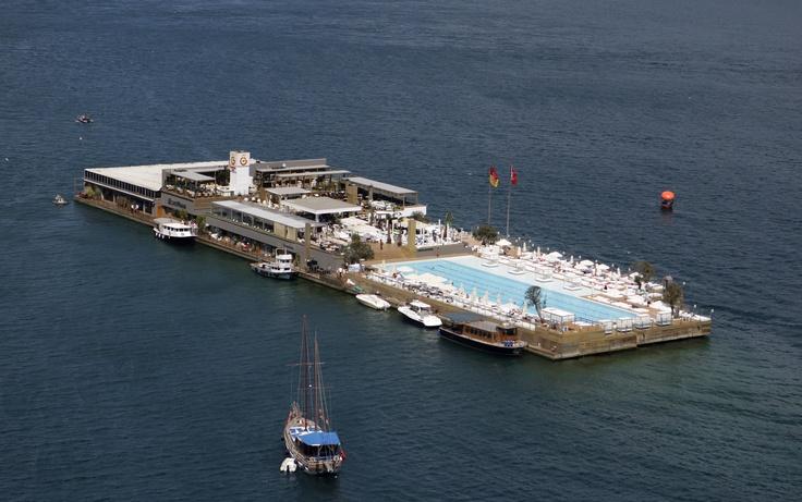 Suada Club - Galatasaray Adası 2012 Yılı Fotoğrafları