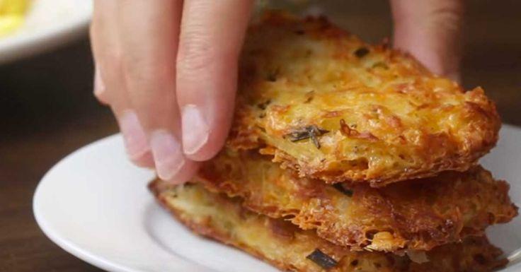 Ihan päällikköidea illanistujaisiin tai leffailtaan. Sitä tulee vaan usein unohdettua minkälaisia herkkuja perunasta saa taiottua ja miten helpolla. Tämäkin rapea ja juustoinen perunapläjäys on erittäin simppeliä ja takuumaistuvaa sormiruokaa, jota voi viritellä omaan makuun sopivaksi erilaisilla mausteilla. Alla ainekset, tarkemmat ohjeet videolta – olkaa hyvä.  Valmistusaineet 4 perunaa / uuniperunaa 1 dl voita, sulatettuna …