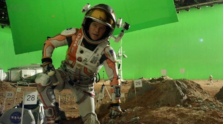 "CGI VFX Breakdown HD: ""The Martian VFX breakdown"" by MPC"