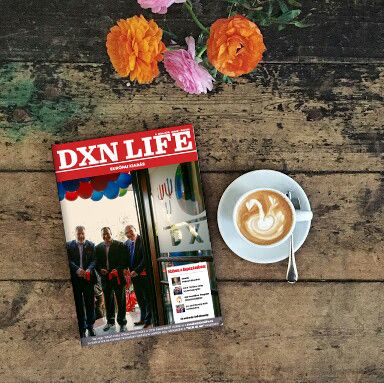 DXN Life magazin (magyarul)