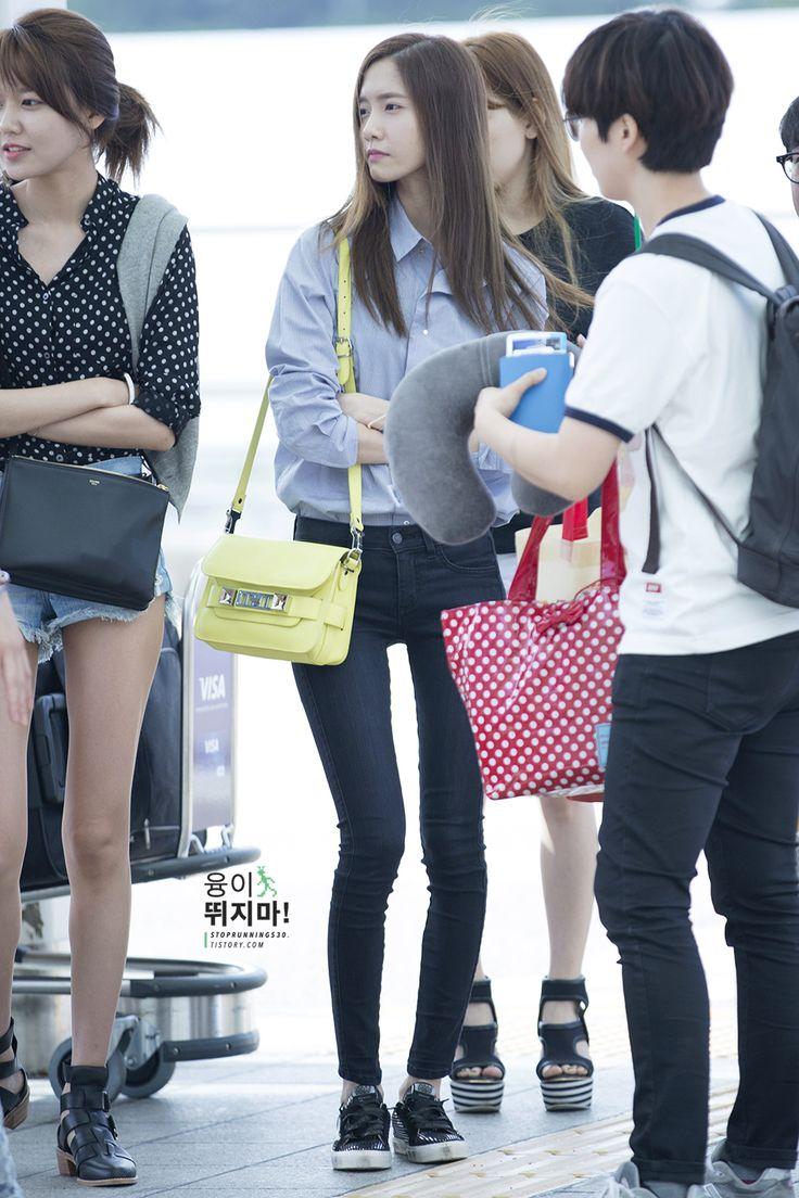140802 Yoona 39 S Airport Fashion Yoona 2014 Airport