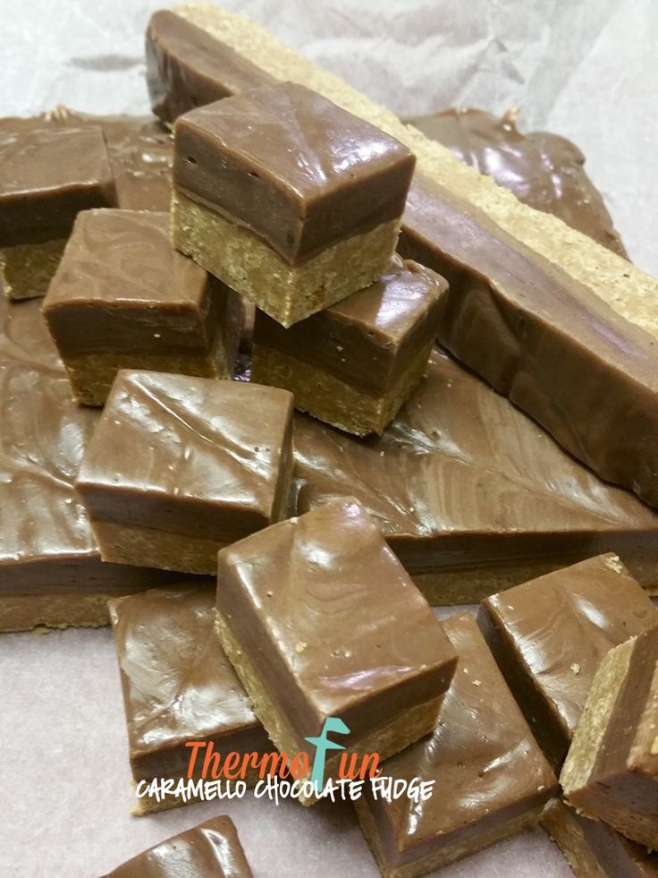 Print Caramello Chocolate Fudge By thermofun November 18, 2015 It's Wicked Wednesday again! On the third Wednesday of every month I share with you a wicked recipe! :) If you are new to ThermoFun make sure you check out my other Wicked Wednesday recipes. This recipe was inspired from Slow Cooker Central and I tweaked …