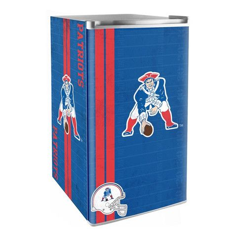 Use this Exclusive coupon code: PINFIVE to receive an additional 5% off the New England Patriots Legacy Counter Height Fridge at SportsFansPlus.com