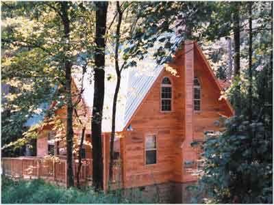 Tessa's cabin