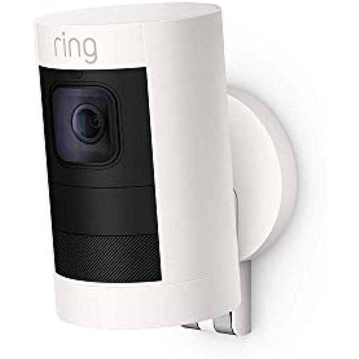Die neue Ring Stick Up Cam Battery HD-Sicherheitsk…