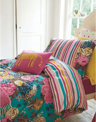 Gorgeous girls bed cover #joules #christmas #wishlist