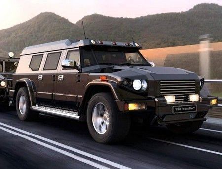 Dartz Kombat SUV
