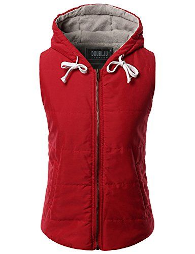 SJSP Women Hooded Fleece Padded Winter Down Vest Red Large SJSP http://www.amazon.com/dp/B00OHI3P6C/ref=cm_sw_r_pi_dp_QJrjvb1TC0Q1E