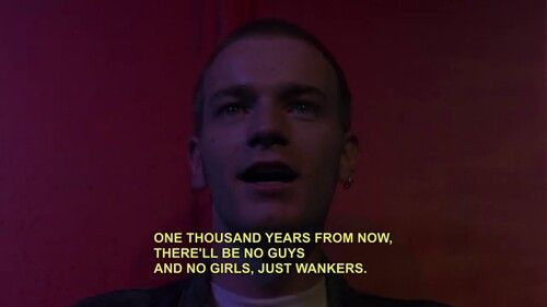 trainspotting, quote, and ewan mcgregor image