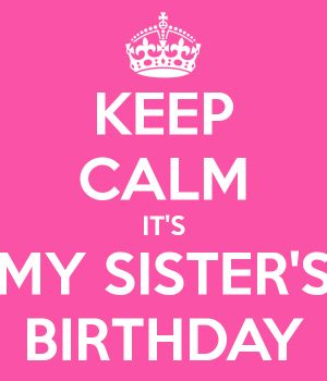 Birthday Wishes for Sister @GirlterestMag #birthday #wishes #sister
